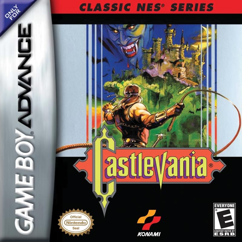 Castlevania Classic Nes Series/GBA