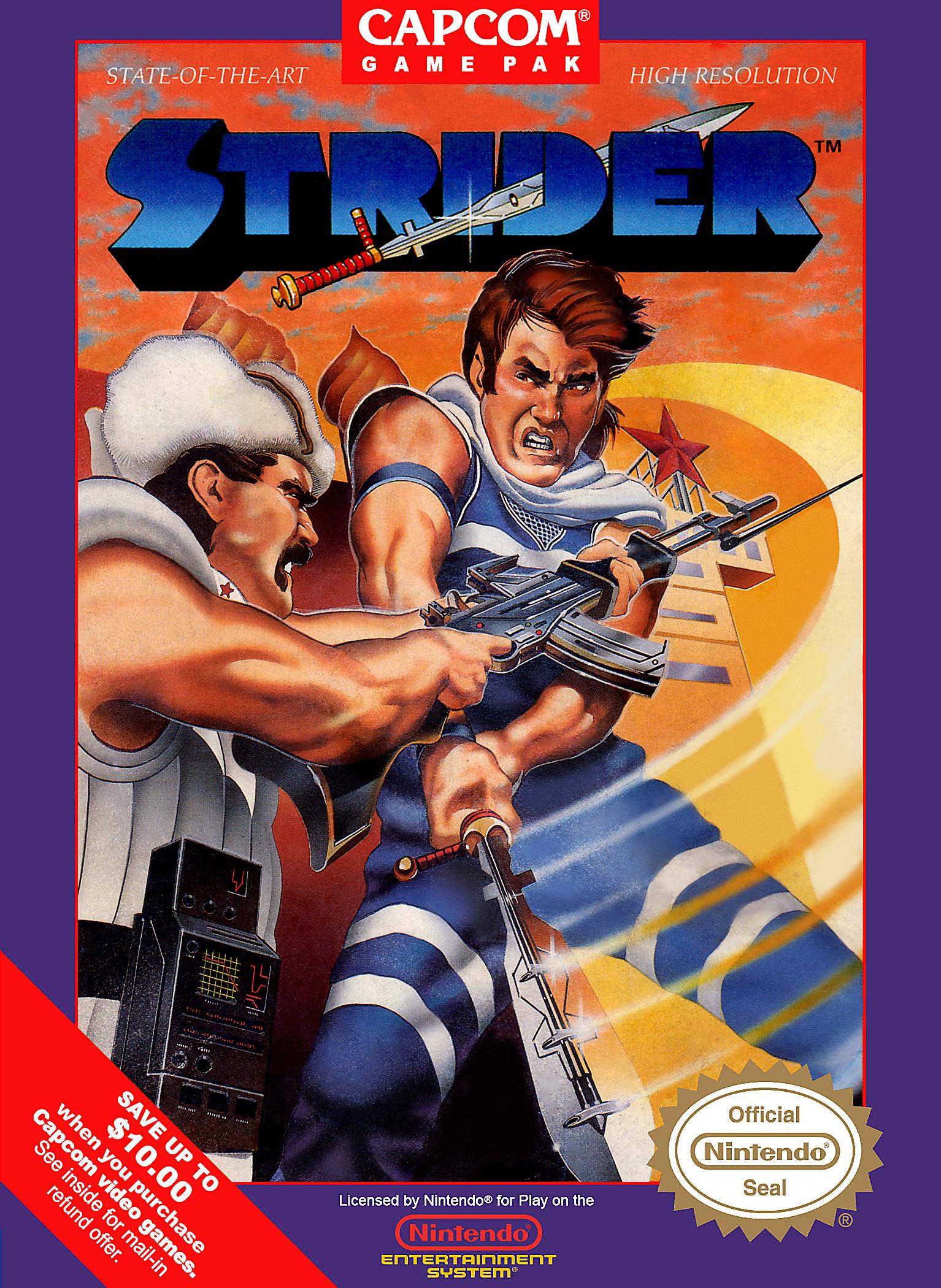 Strider/NES