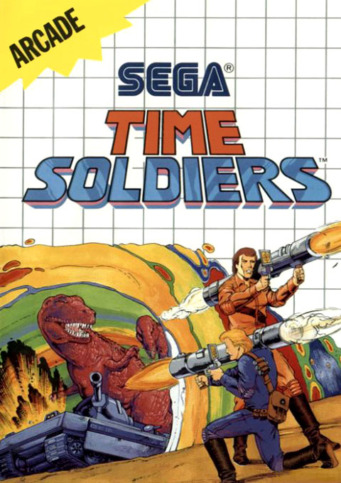 Time Soldiers/Sega Master