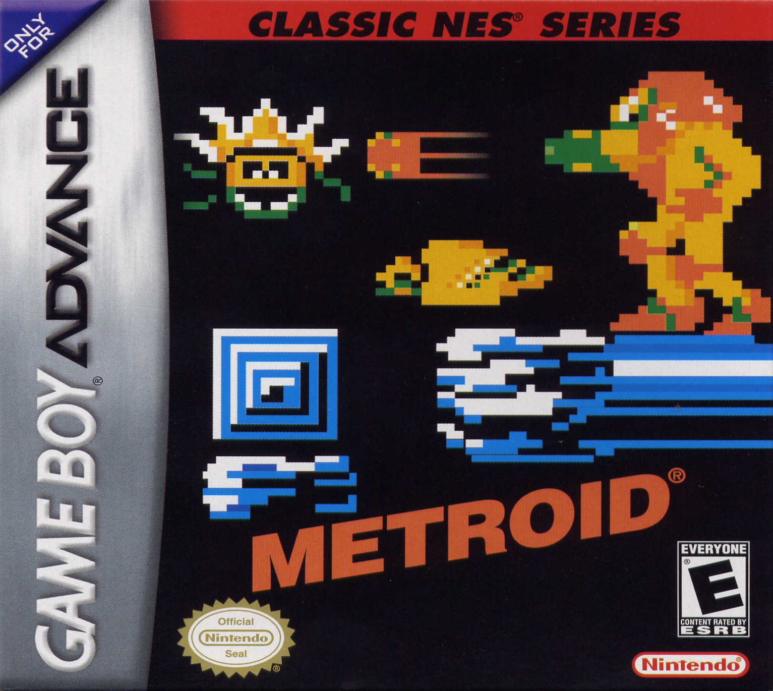 TGDB - Browse - Game - Classic NES Series: Metroid