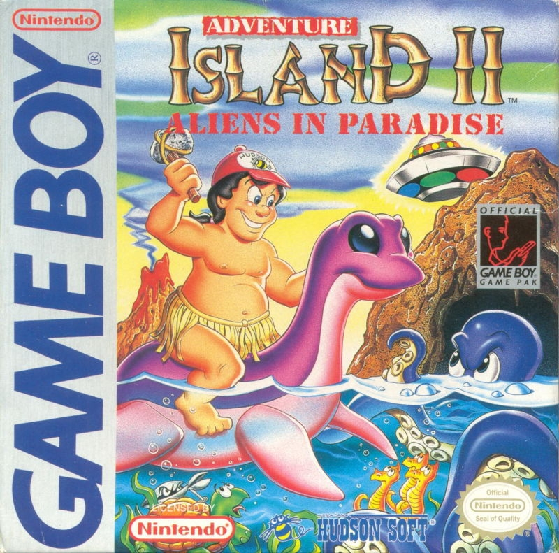 Adventure Island/Game boy