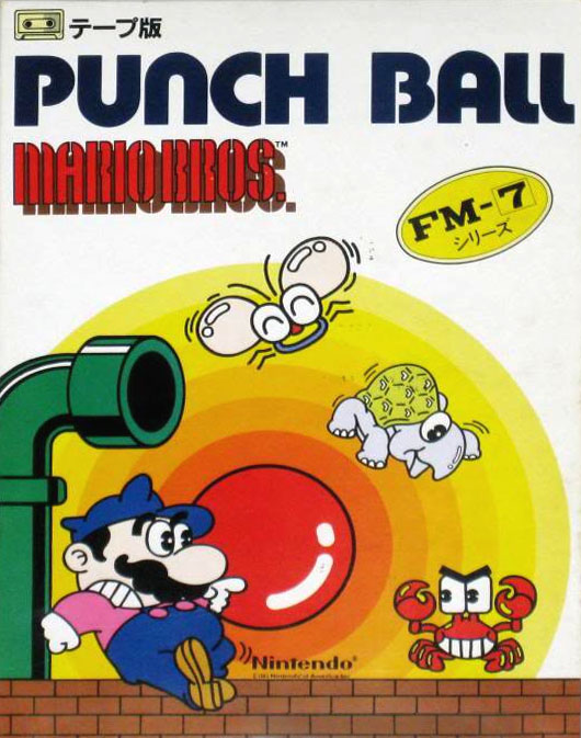 TGDB - Browse - Game - Punch Ball Mario Bros