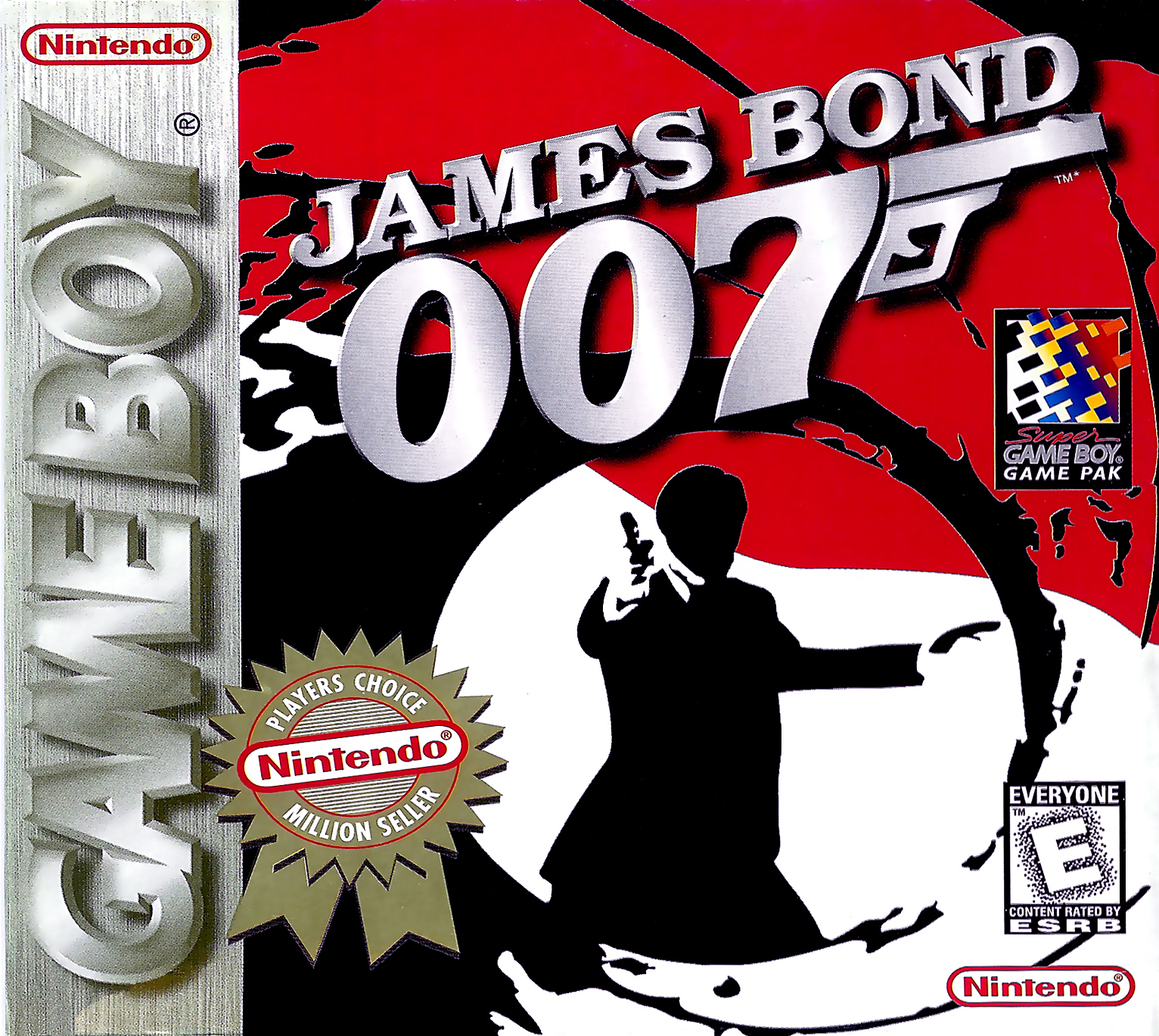 James Bond 007/Game Boy
