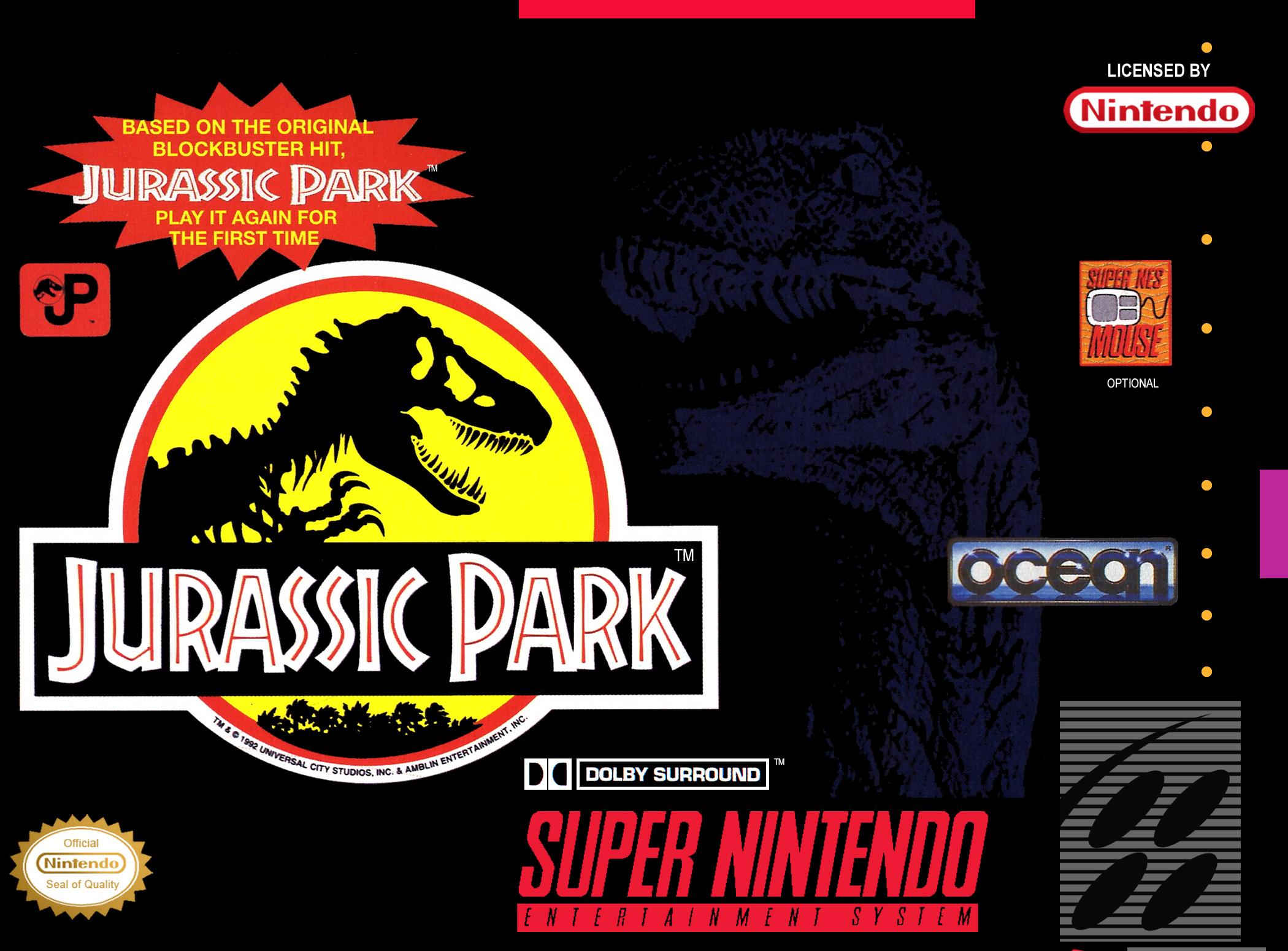 Jurassic Park/SNES
