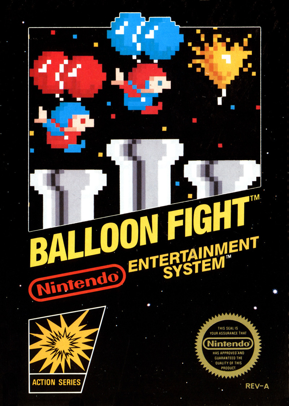 Balloon Fight/NES