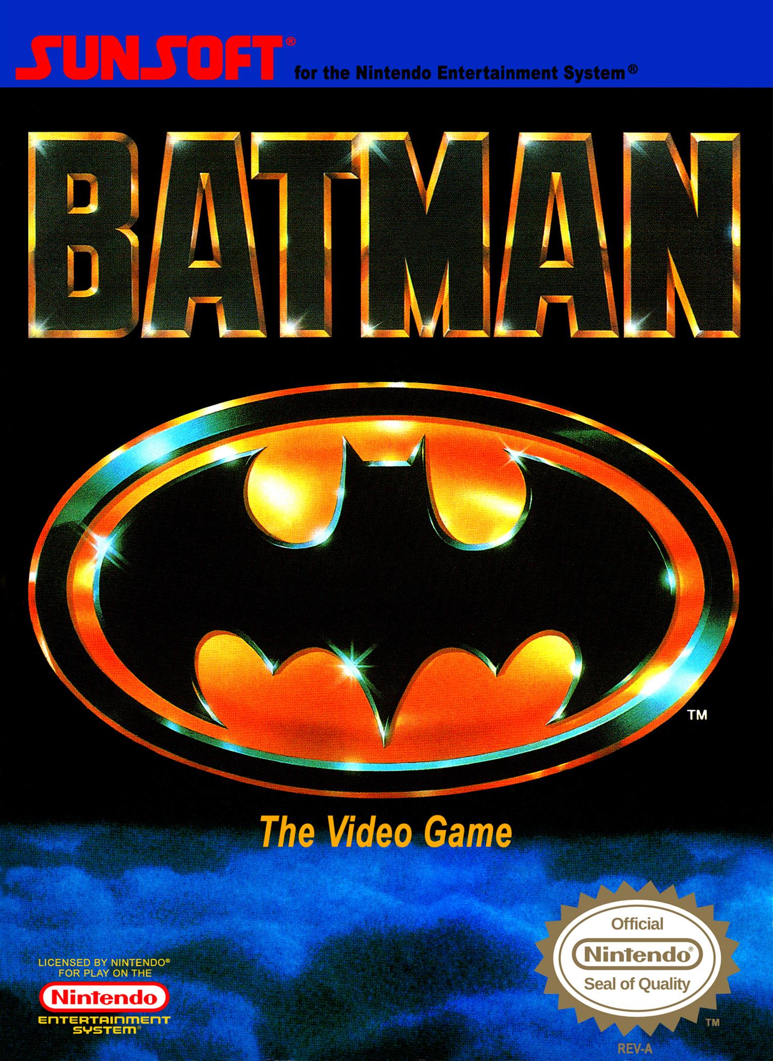Batman (The Video Game) / NES