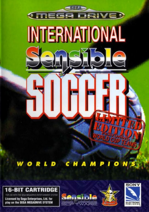 TGDB - Browse - Game - International Sensible Soccer - Limited Edition:  World Champions