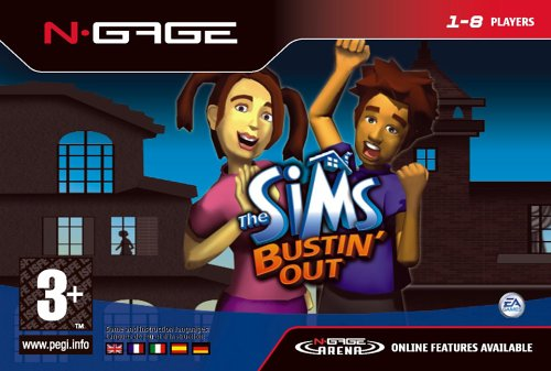 the sims bustin out