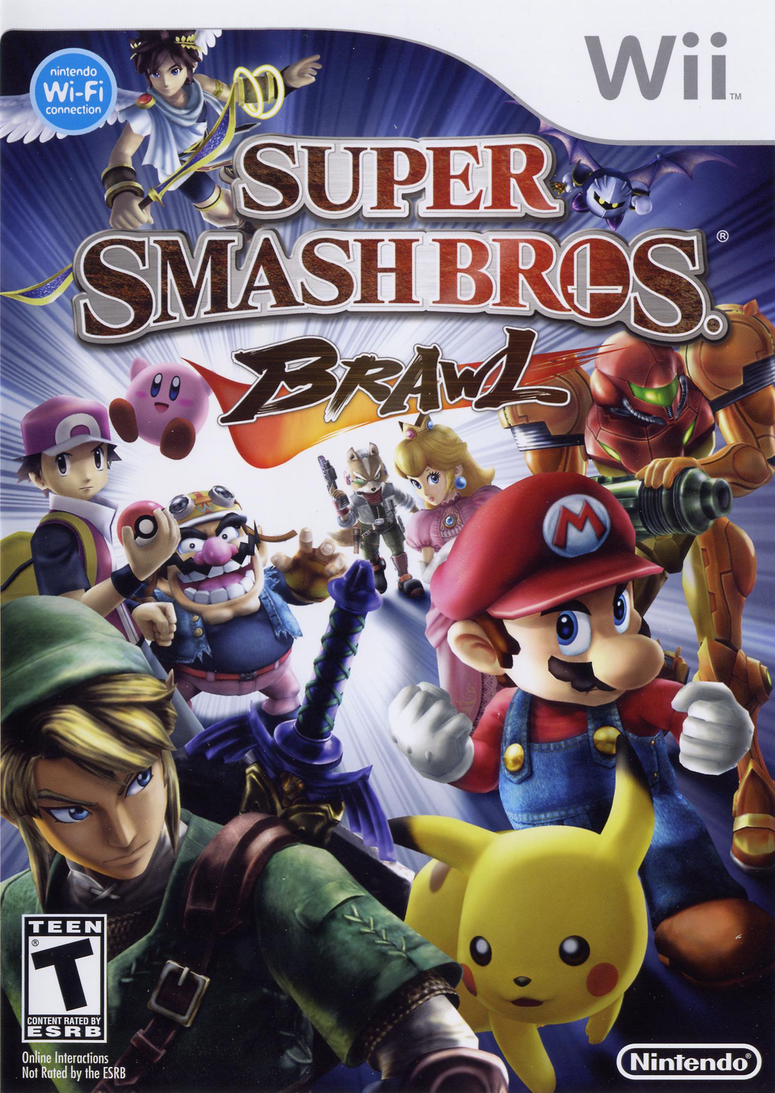 Super Smash Bros. Brawl/Wii