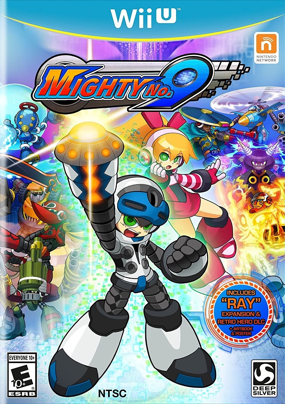 Mighty No. 9/Wii U