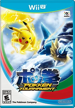 Pokken Tournament/Wii U