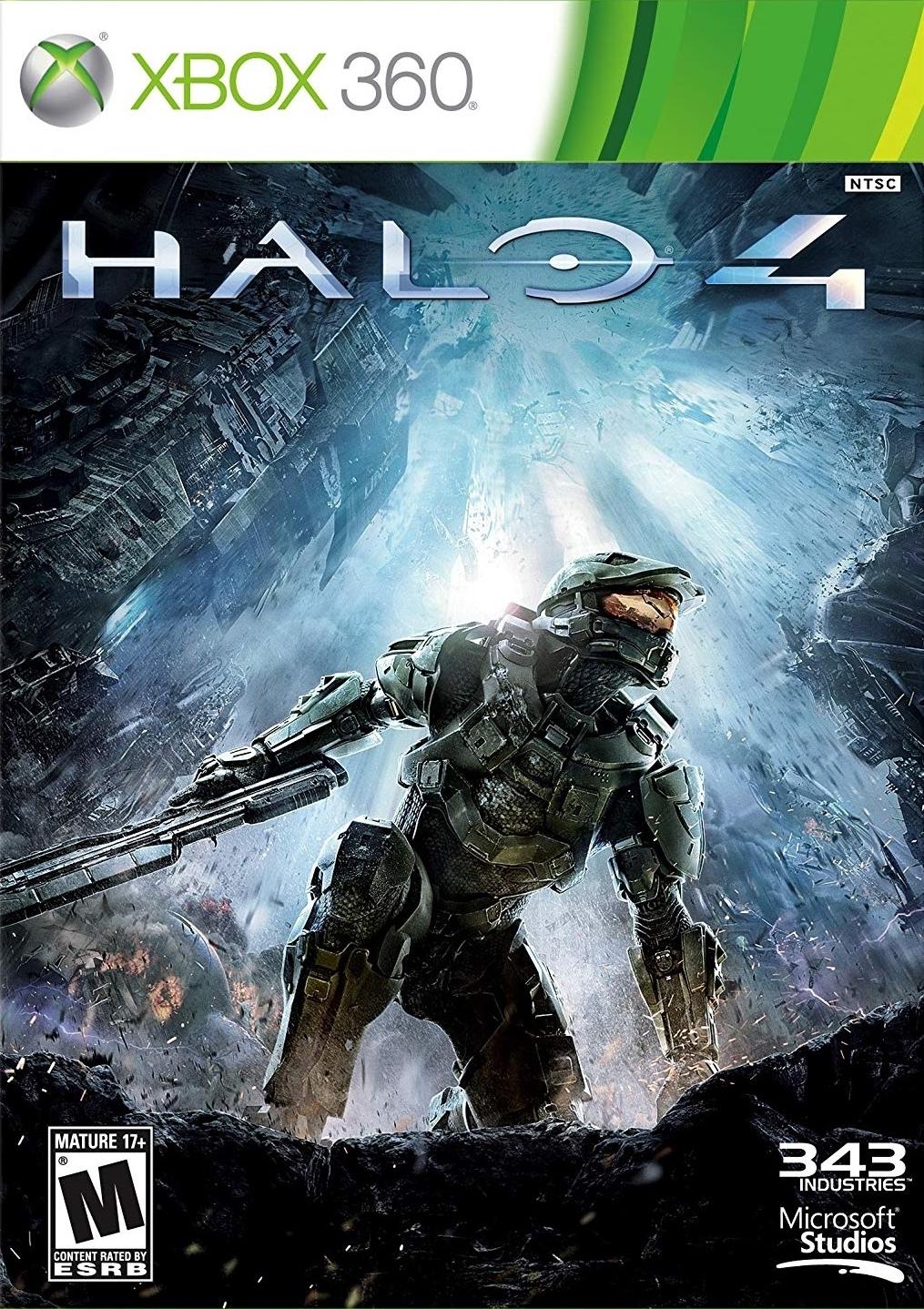 Halo 4/Xbox 360
