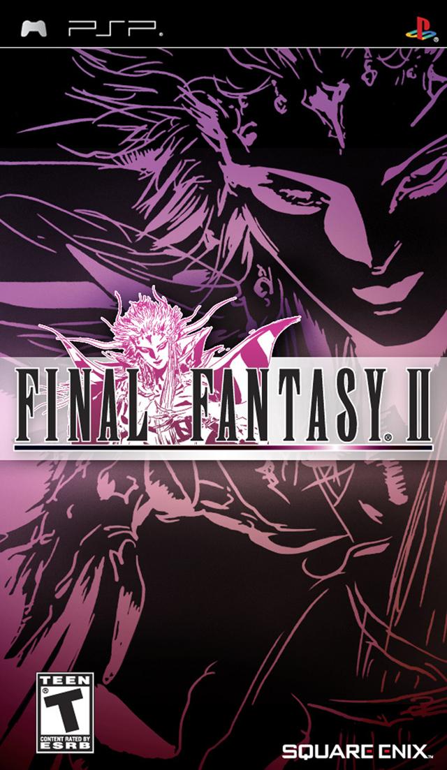 Final Fantasy II/PSP