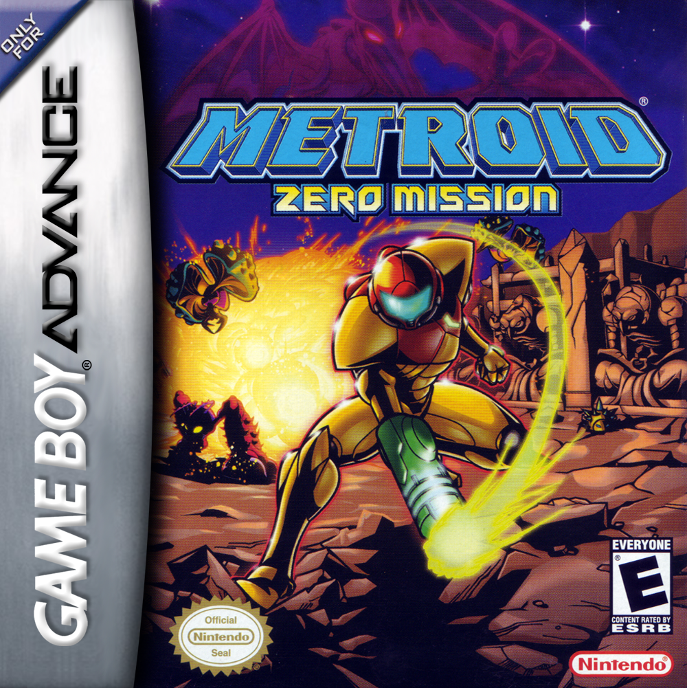 Metroid Zero Mission/GBA