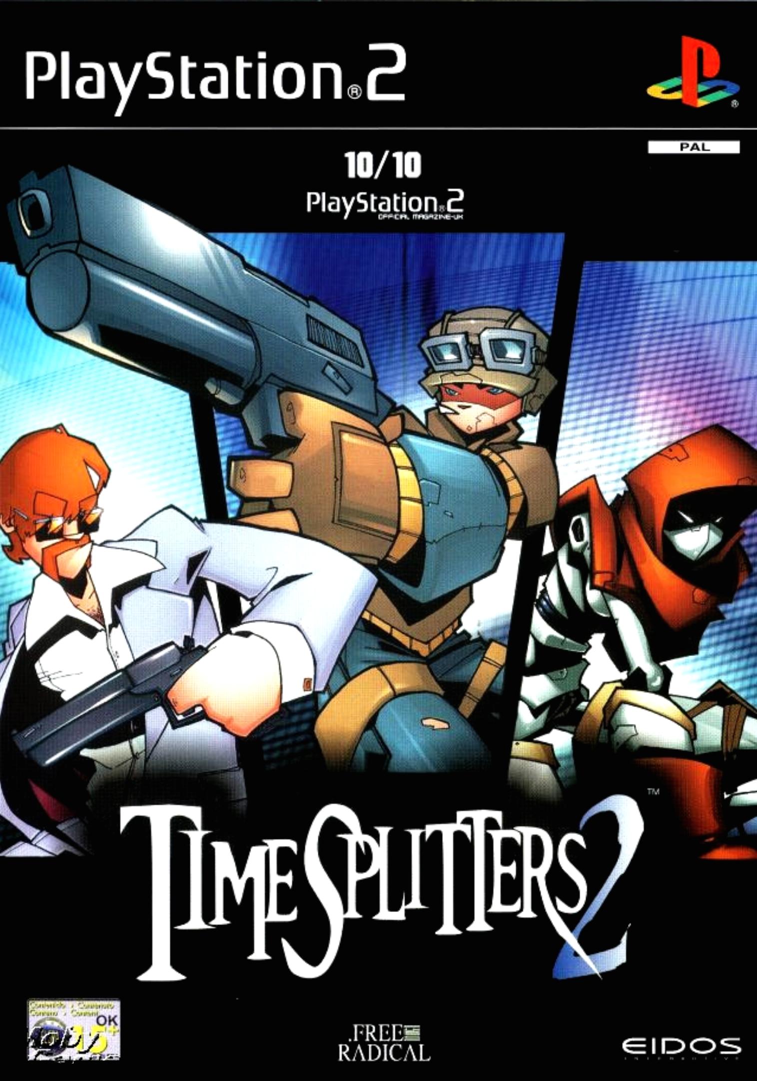 Timesplitters/PS2