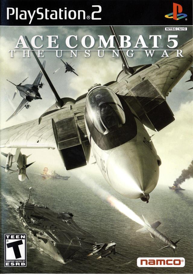 Ace Combat 5 The Unsung War/PS2