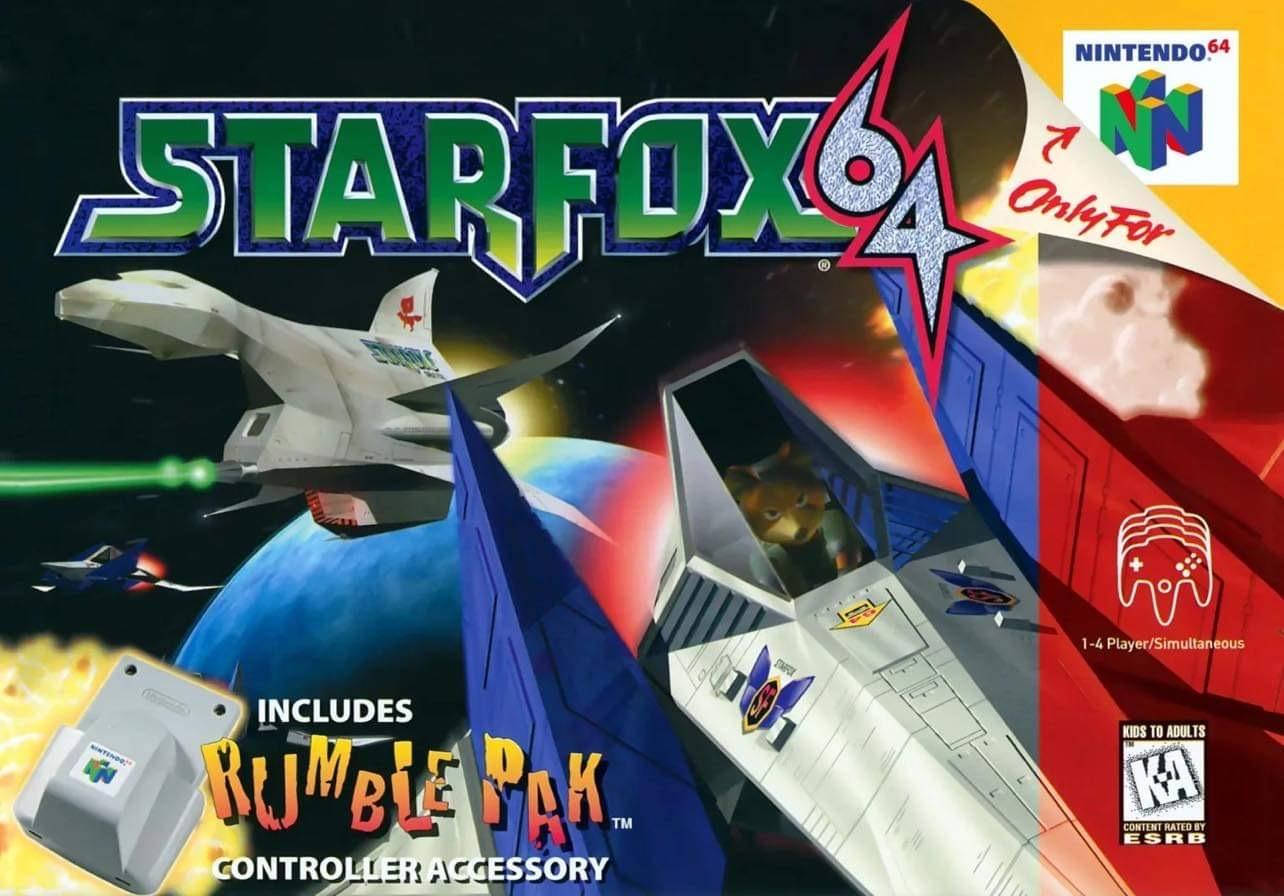 Starfox 64/N64