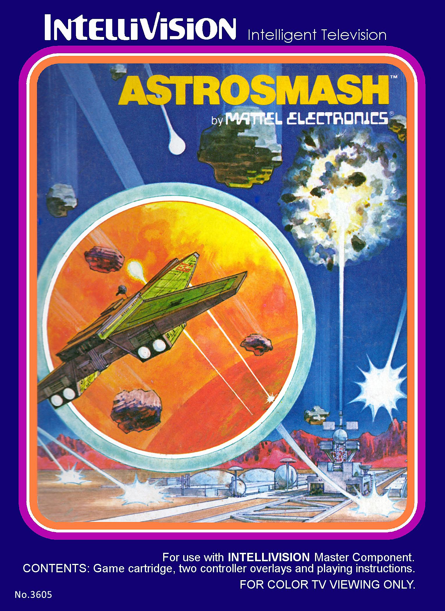 Astrosmash/Intellivision