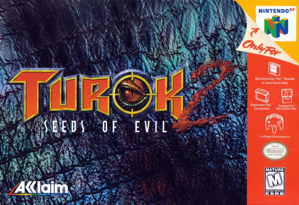 Turok 2 Seeds of Evil/N64