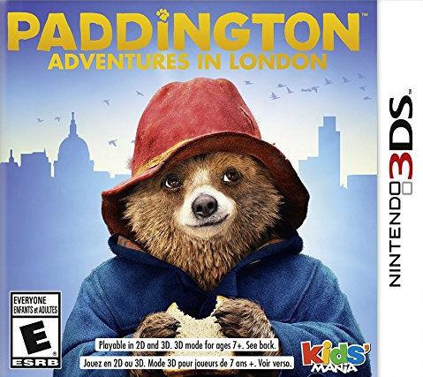 Paddington Adventures in London /3DS