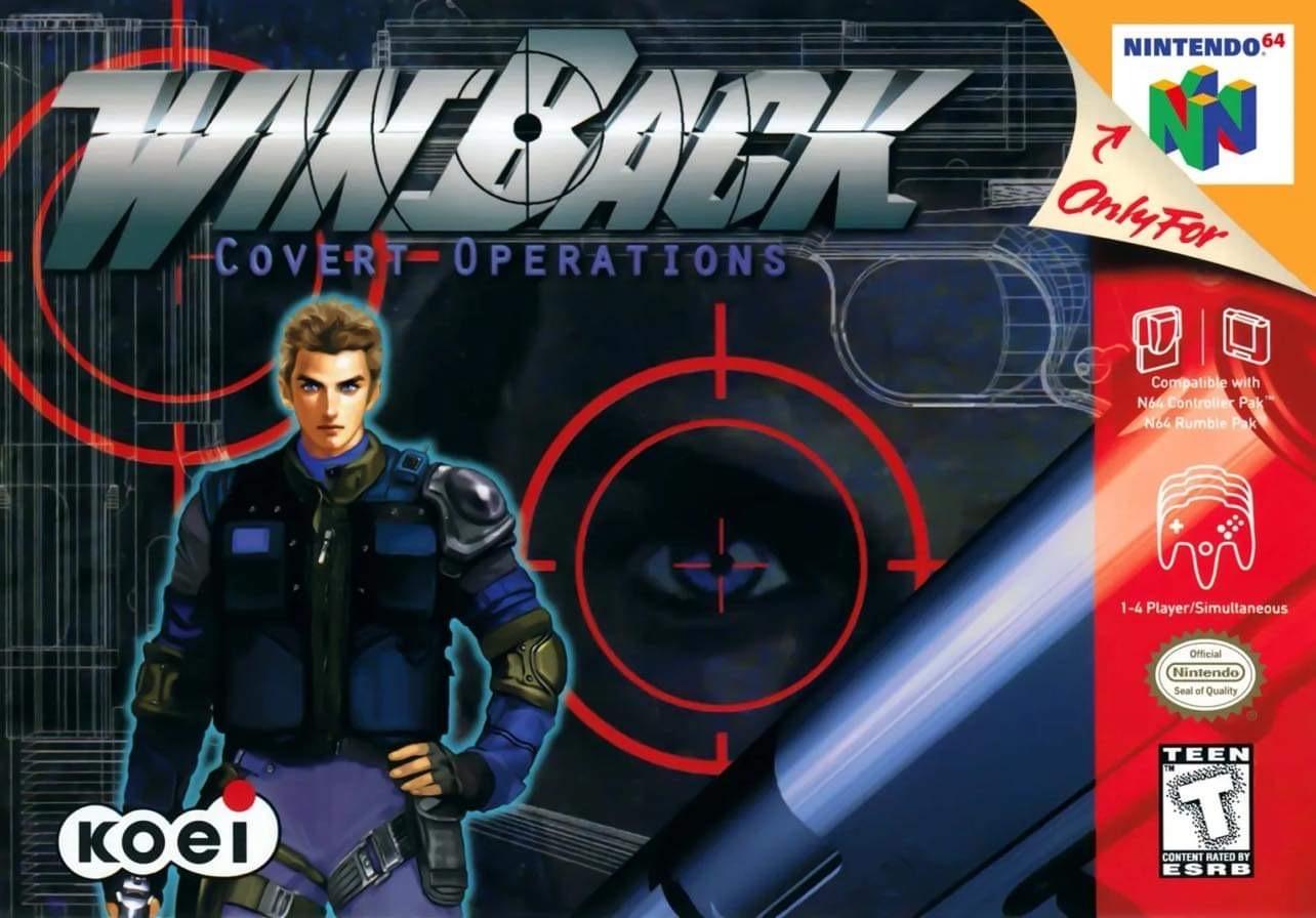 WinBack Covert Operations/N64
