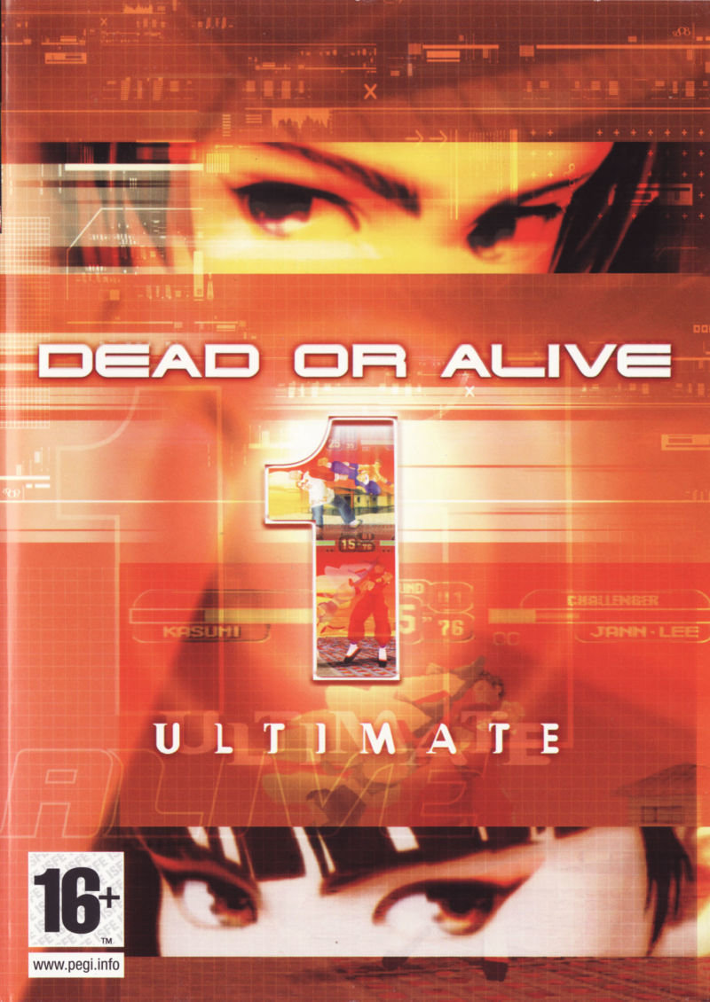 Dead Or Alive 1/Xbox