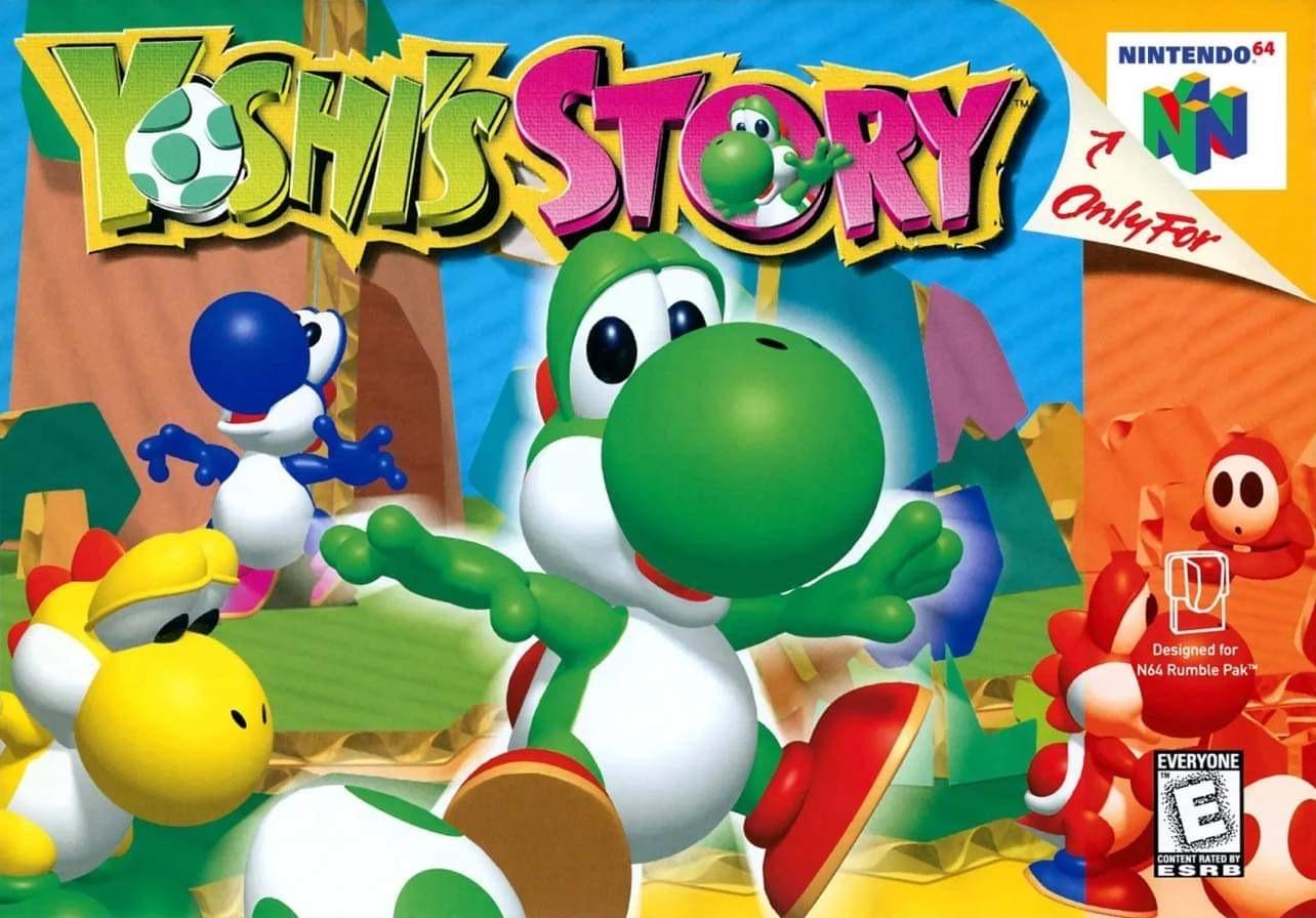Yoshi's Story/N64