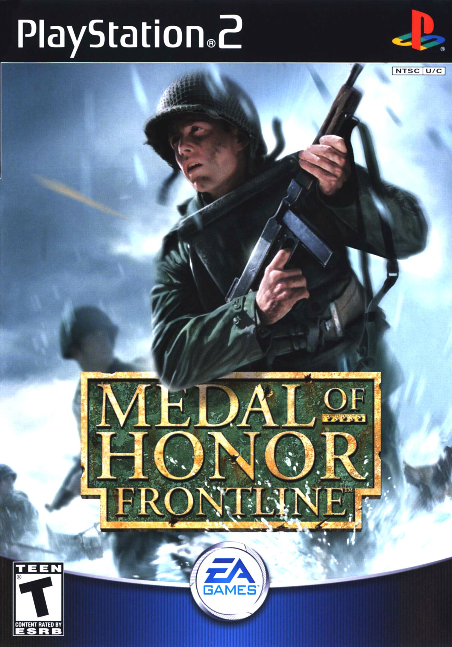 Medal Of Honor Frontline/PS2