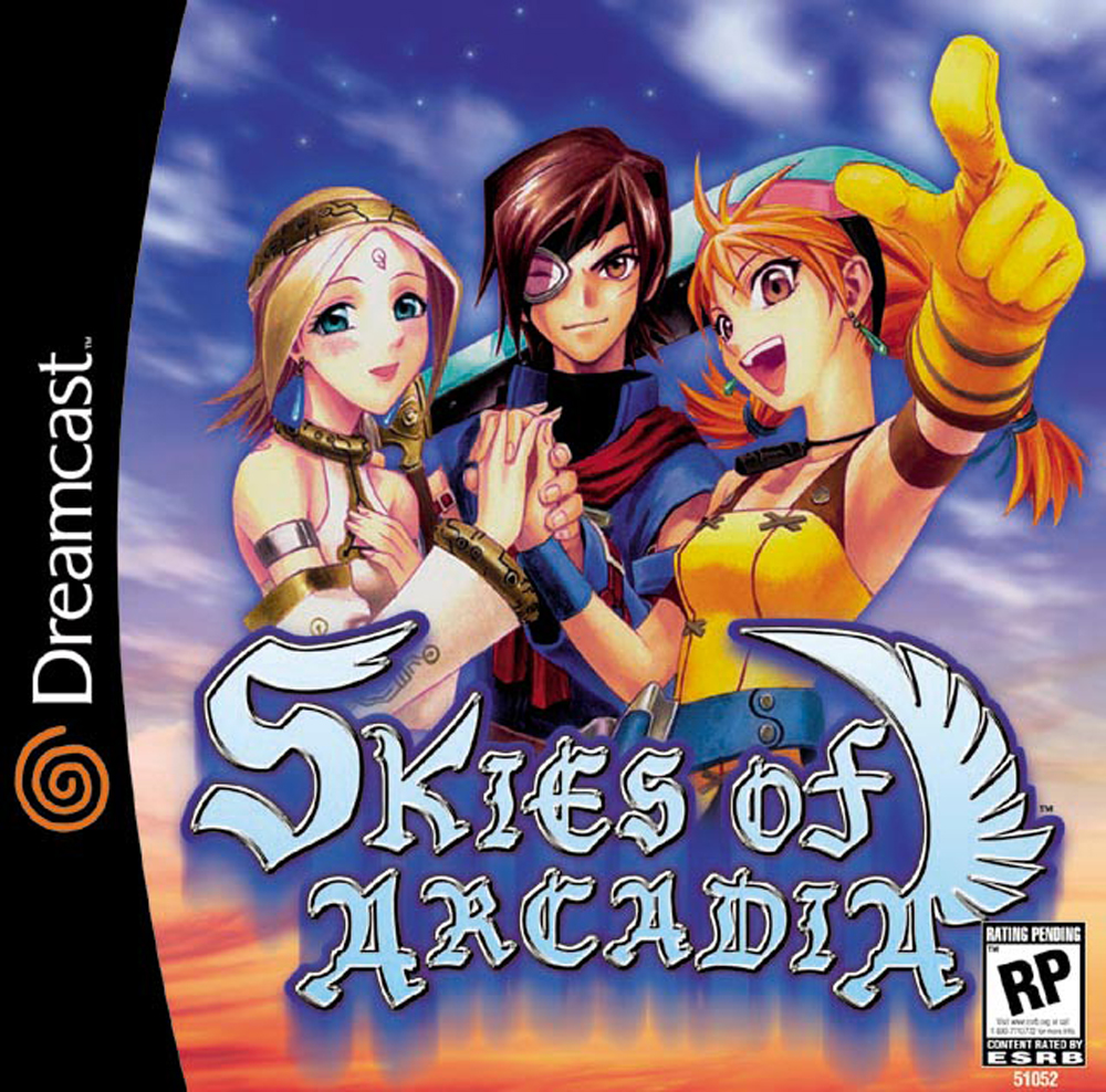 Skies Of Arcadia/Dreamcast