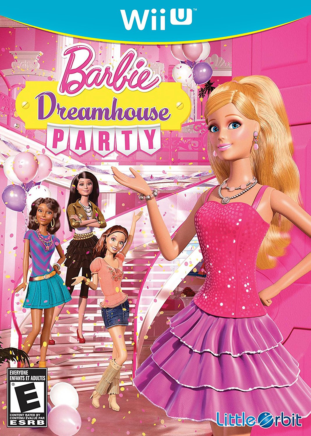 Tgdb Browse Game Barbie Dreamhouse Party