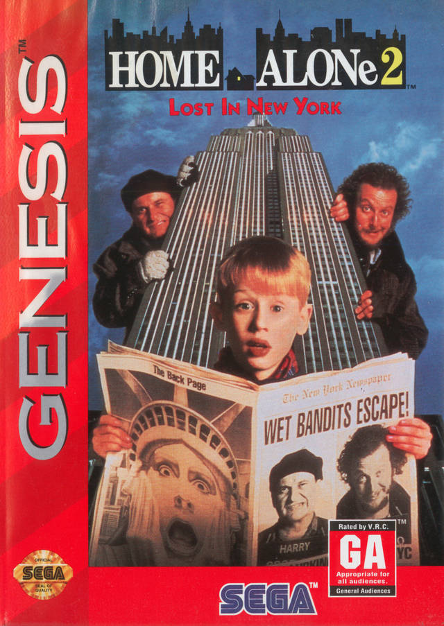 Home Alone 2: Lost in New York/Genesis