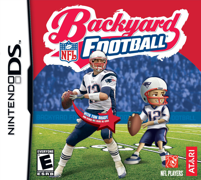 Backyard Football Video Game tgdb - browse - game - backyard football