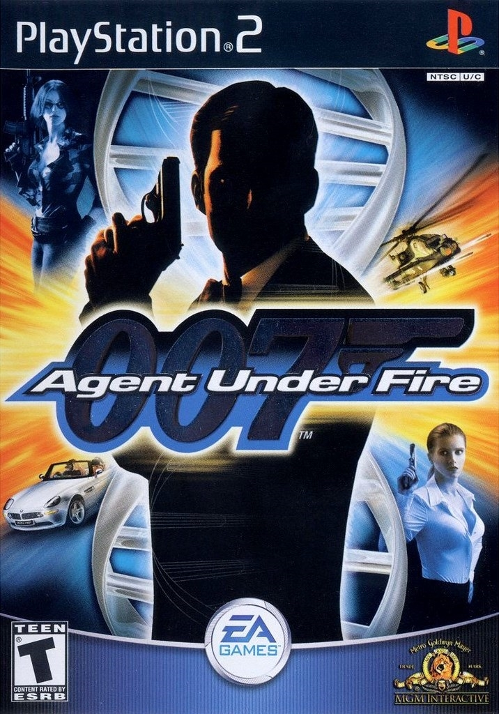 007 Agent Under Fire/PS2
