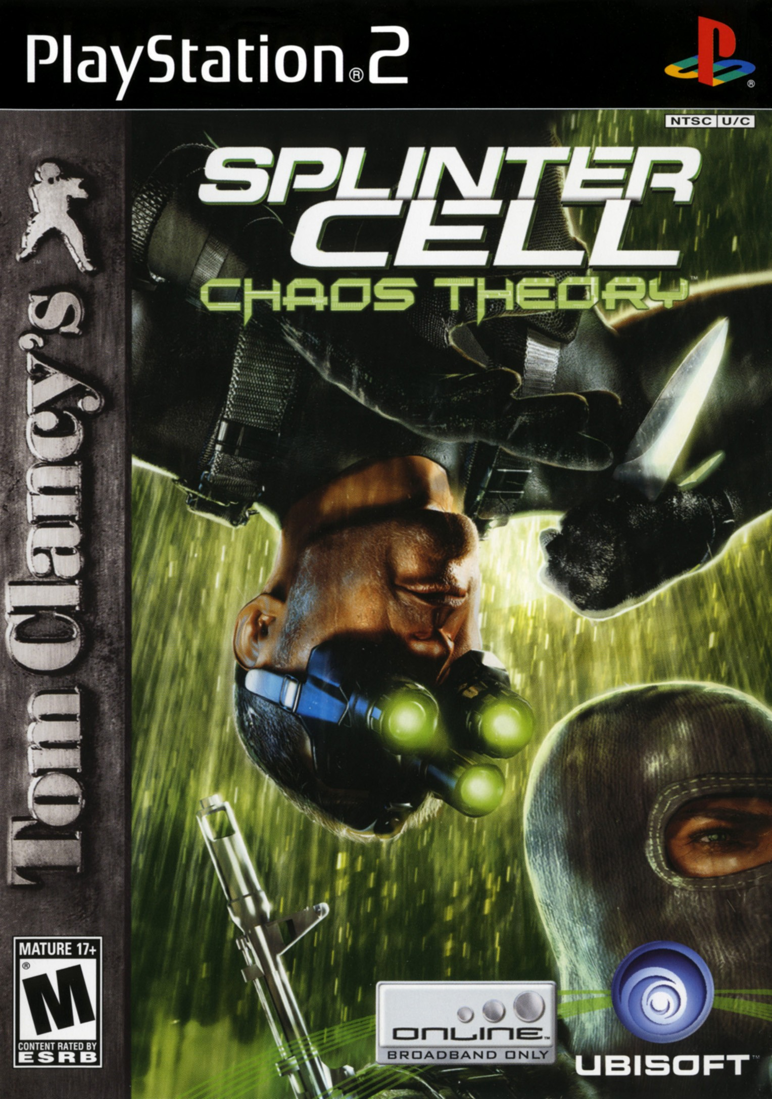 Tom Clancy's Splinter Cell Chaos Theory/PS2
