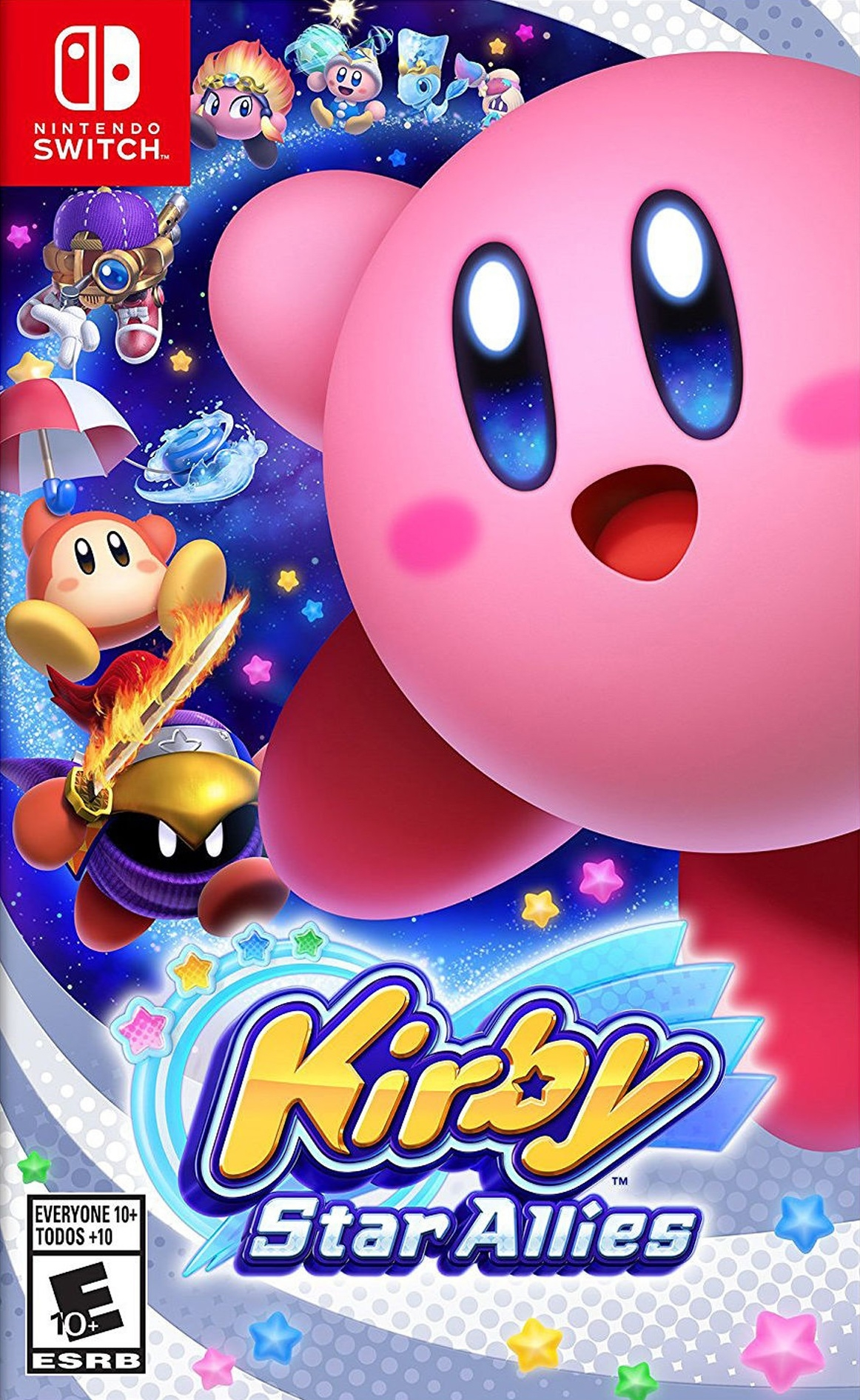Kirby Star Allies/Switch