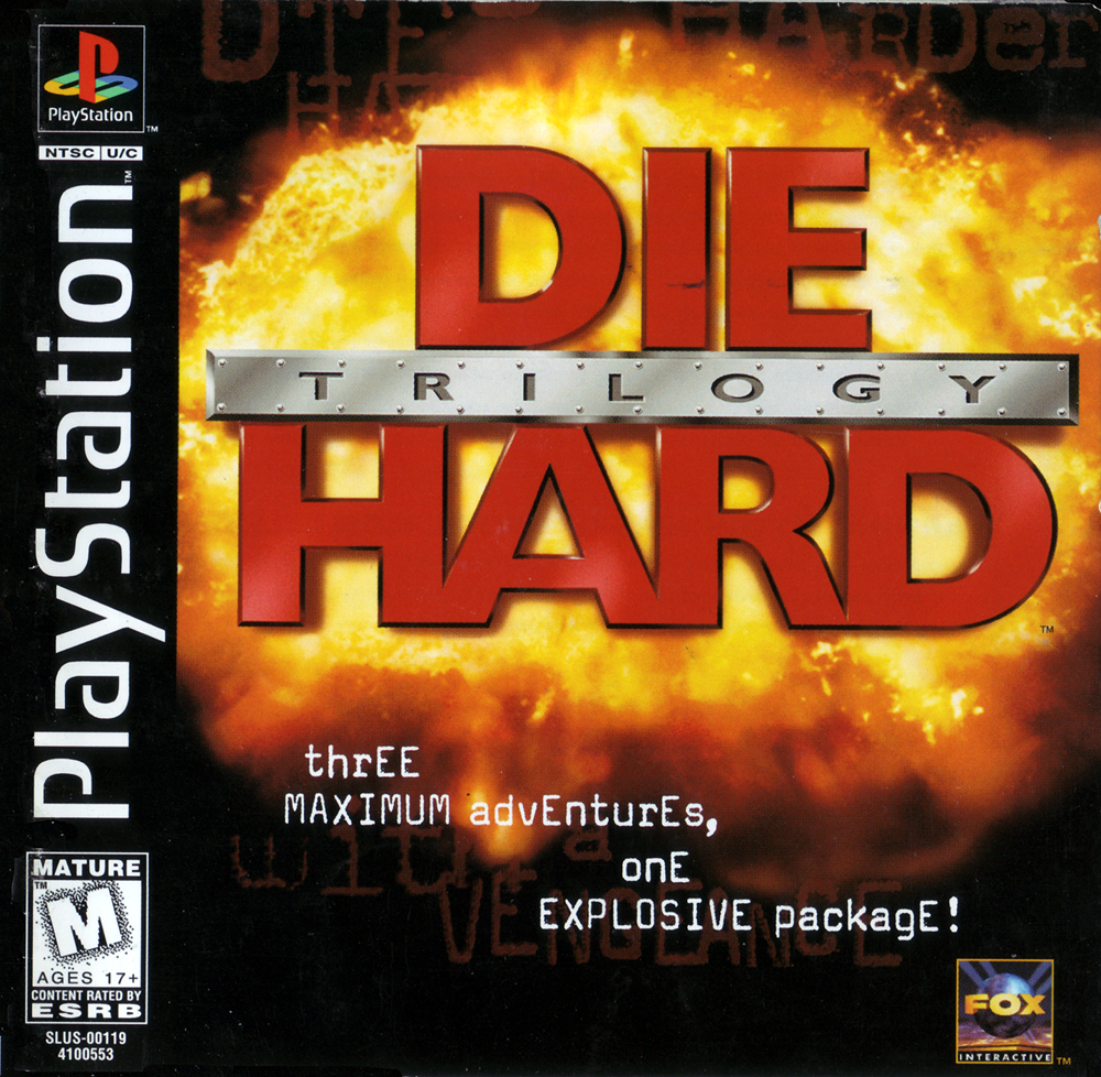 Die Hard Trilogy/PS1