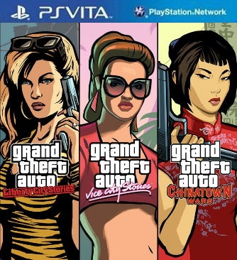 TGDB - Browse - Game - Grand Theft Auto PS Vita Collection