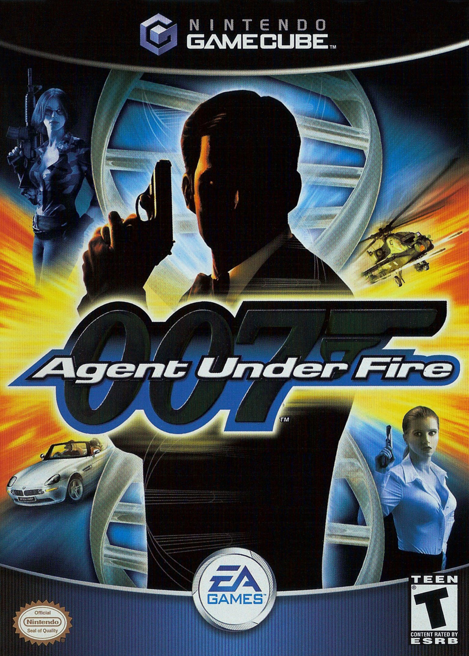007 Agent Under Fire/GameCube