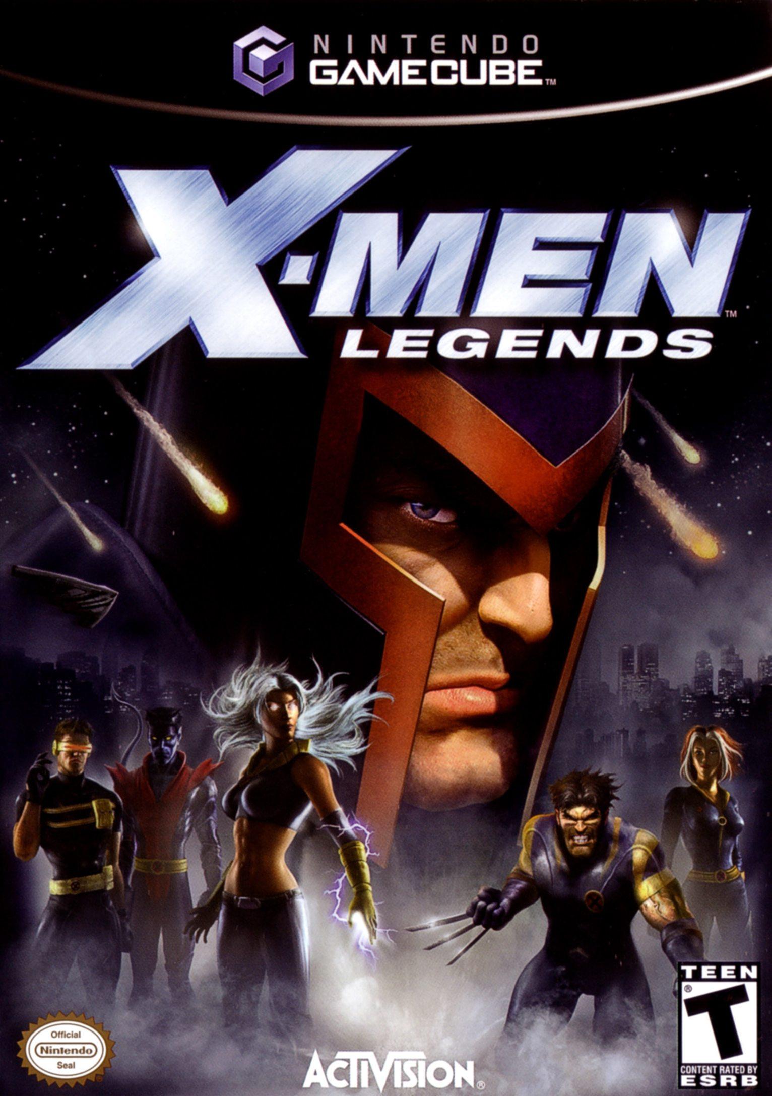 X-Men Legends /GameCube