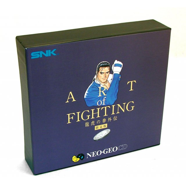 Tgdb Browse Game Art Of Fighting 3 Limited Edition