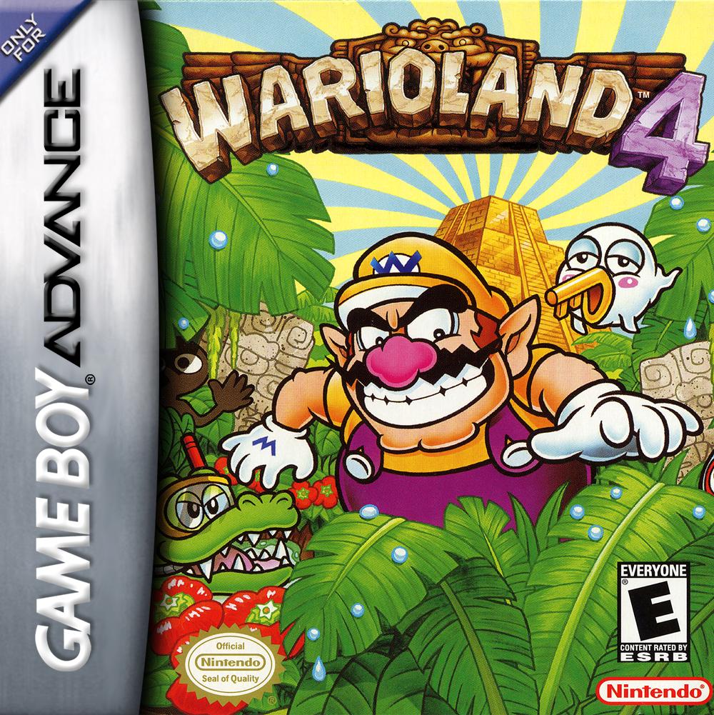WarioLand 4/GBA