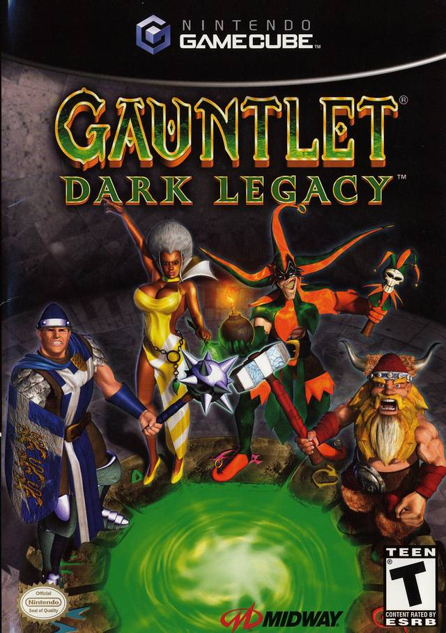 Gauntlet Dark Legacy/GameCube