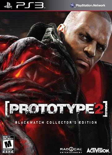 Prototype 2 Blackwatch Collector's Edition/PS3