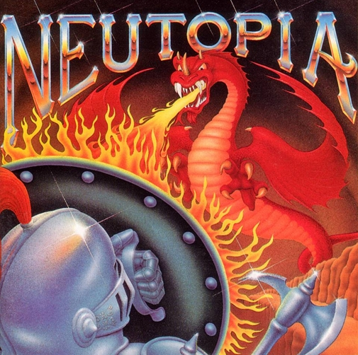 Neutopia/TurboGrafx-16