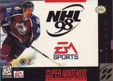NHL 98/SNES