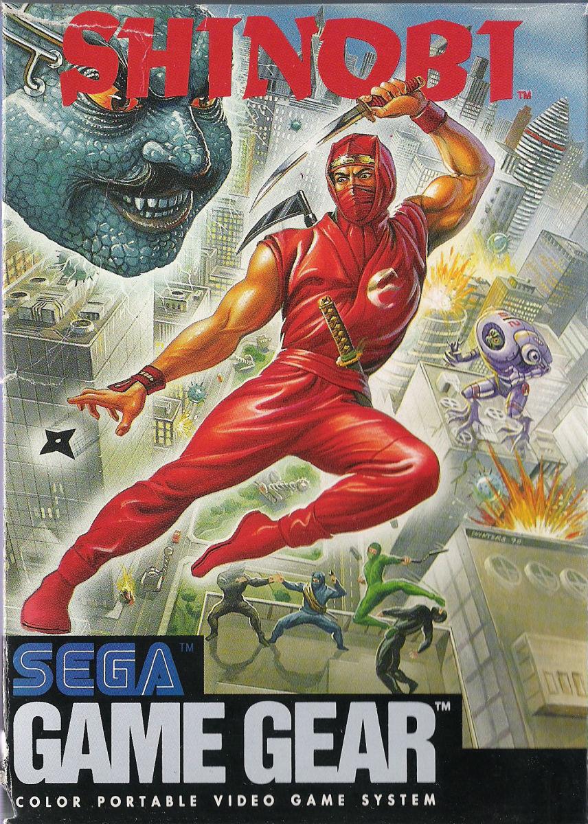Shinobi /Game Gear