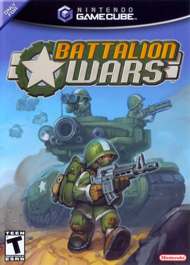 Batallion Wars/Game Cube