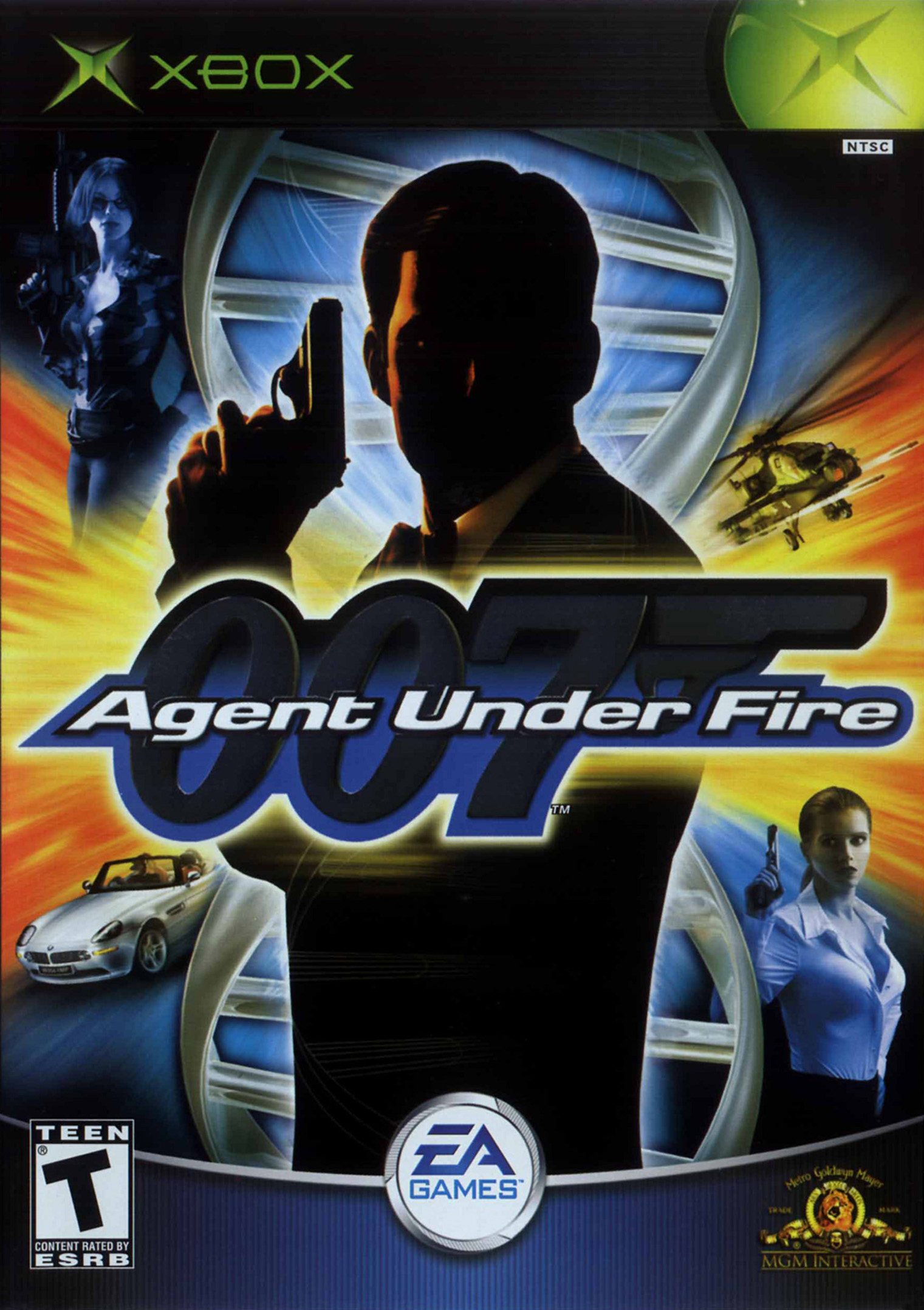 007 Agent Under Fire/Xbox