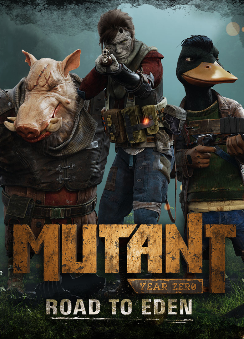 TGDB - Browse - Game - Mutant Year Zero: Road to Eden