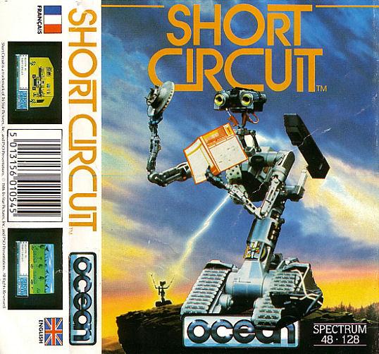 tgdb browse game short circuit rh thegamesdb net ZX Spectrum Wallpaper Sinclair ZX Spectrum Golf